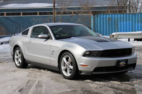 2010 Ford Mustang for sale at Great Lakes Classic Cars & Detail Shop in Hilton NY