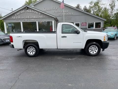 2012 Chevrolet Silverado 1500 for sale at Empire Alliance Inc. in West Coxsackie NY