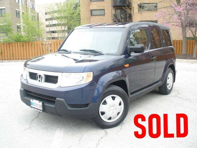 2010 Honda Element for sale at Autobahn Motors USA in Kansas City MO