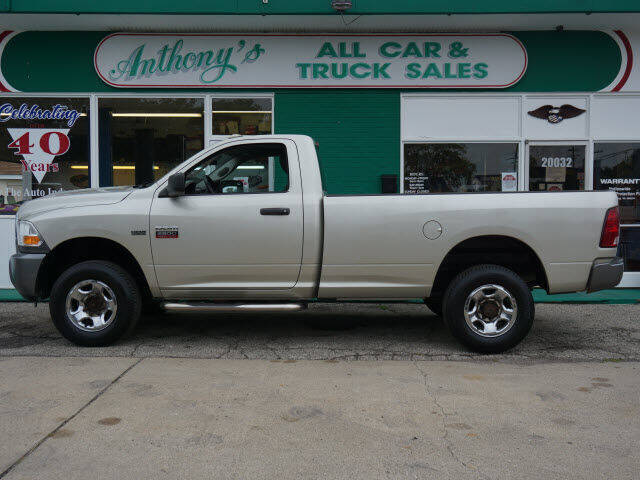 2010 Dodge Ram Pickup 2500 for sale at Anthony's All Cars & Truck Sales in Dearborn Heights MI