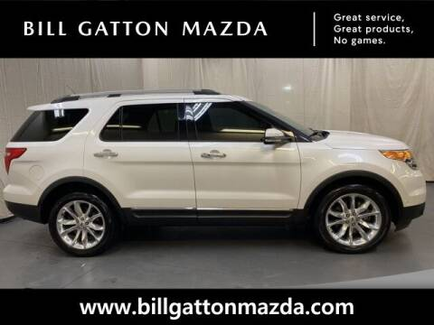 2014 Ford Explorer for sale at Bill Gatton Used Cars - BILL GATTON ACURA MAZDA in Johnson City TN