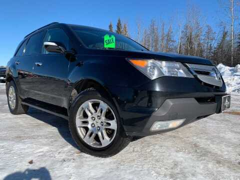 2008 Acura MDX for sale at LUXURY IMPORTS in Hermantown MN