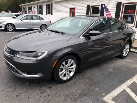 2015 Chrysler 200 for sale at NextGen Motors Inc in Mt. Juliet TN