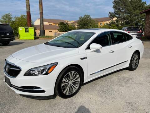 2017 Buick LaCrosse for sale at Modern Automotive in Boiling Springs SC