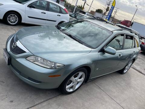 2005 Mazda MAZDA6 for sale at Olympic Motors in Los Angeles CA