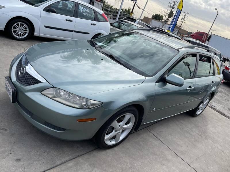 2005 Mazda MAZDA6 for sale at Olympic Motors in Los Angeles CA