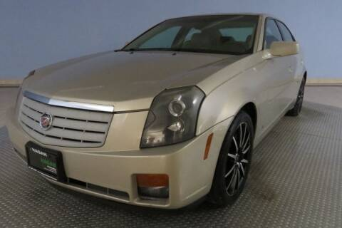 2007 Cadillac CTS for sale at Hagan Automotive in Chatham IL