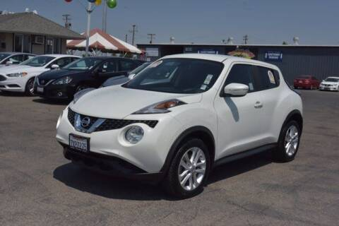 2017 Nissan JUKE for sale at Choice Motors in Merced CA