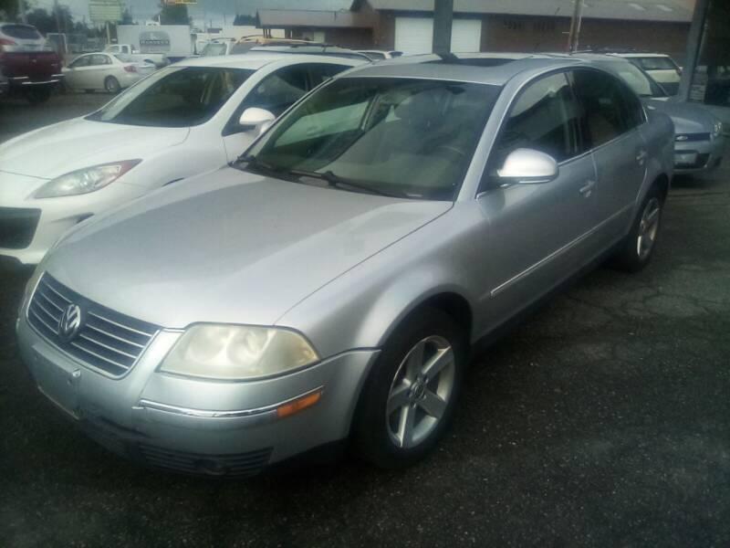 2004 Volkswagen Passat for sale at Payless Car & Truck Sales in Mount Vernon WA
