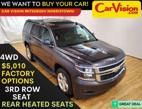2016 Chevrolet Tahoe for sale at Car Vision Mitsubishi Norristown in Trooper PA