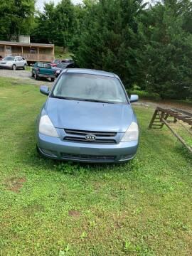 2006 Kia Sedona for sale at WARREN'S AUTO SALES in Maryville TN