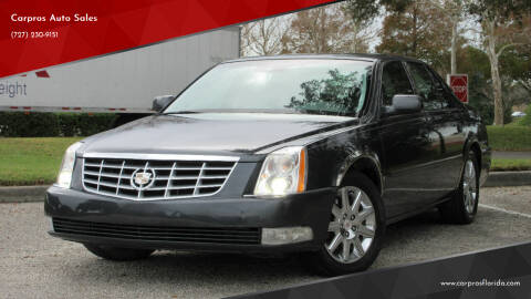 2009 Cadillac DTS for sale at Carpros Auto Sales in Largo FL
