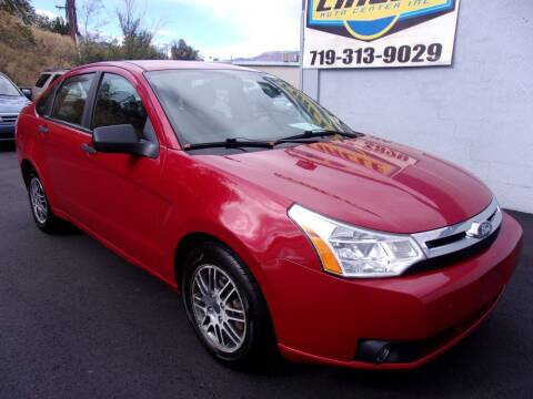 2011 Ford Focus for sale at Circle Auto Center in Colorado Springs CO