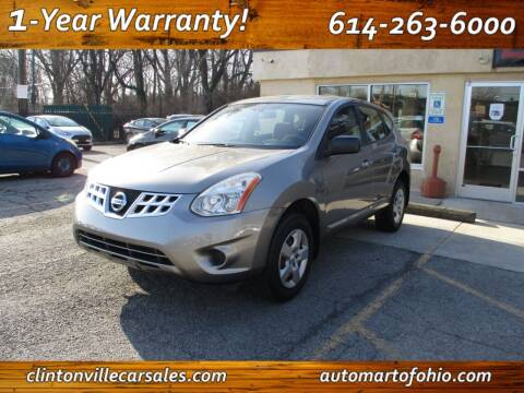 2012 Nissan Rogue for sale at Clintonville Car Sales - AutoMart of Ohio in Columbus OH