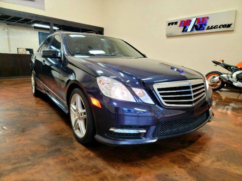 2013 Mercedes-Benz E-Class for sale at Driveline LLC in Jacksonville FL