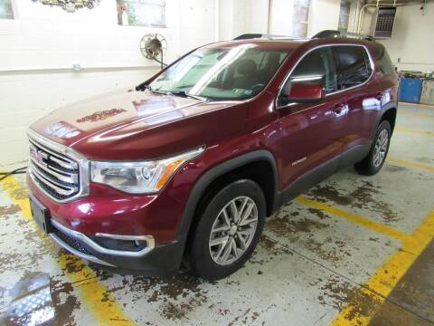 2018 GMC Acadia for sale at Arnold Motor Company in Houston PA
