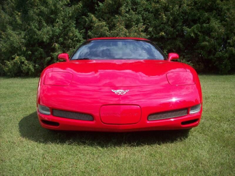 2003 Chevrolet Corvette Z06 2dr Coupe - Ellendale MN