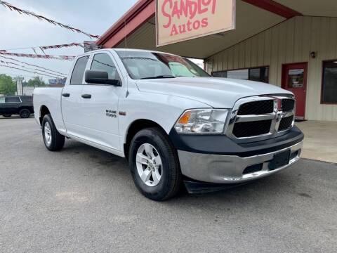 2014 RAM Ram Pickup 1500 for sale at Sandlot Autos in Tyler TX