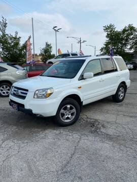 2008 Honda Pilot for sale at AutoBank in Chicago IL