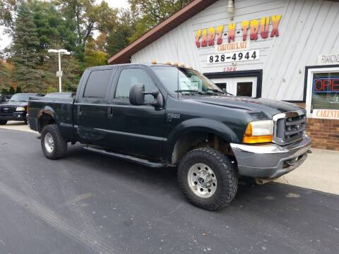 2001 Ford F-250 Super Duty for sale at Carz N Trux in Twin Lake MI