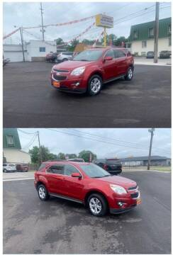 2013 Chevrolet Equinox for sale at Ultimate Auto Sales in Crown Point IN