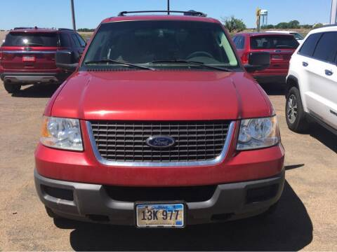 2003 Ford Expedition for sale at Willrodt Ford Inc. in Chamberlain SD