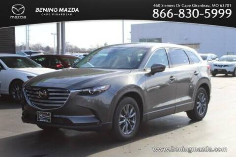 2021 Mazda CX-9 for sale at Bening Mazda in Cape Girardeau MO