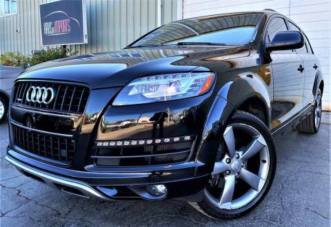 2014 Audi Q7 for sale at Haus of Imports in Lemont IL