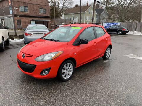 2012 Mazda MAZDA2 for sale at Capital Auto Sales in Providence RI