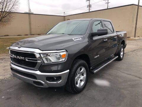 2019 RAM Ram Pickup 1500 for sale at N & J Auto Sales in Warsaw IN