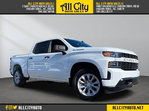 2019 Chevrolet Silverado 1500 for sale at All City Auto Sales in Indian Trail NC