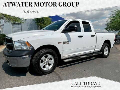 2018 RAM Ram Pickup 1500 for sale at Atwater Motor Group in Phoenix AZ