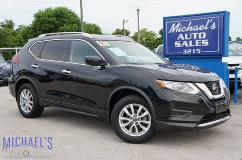 2018 Nissan Rogue for sale at Michael's Auto Sales Corp in Hollywood FL
