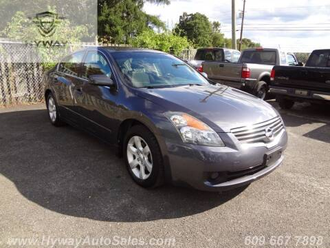 2007 Nissan Altima for sale at Hyway Auto Sales in Lumberton NJ
