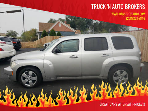 2006 Chevrolet HHR for sale at Truck 'N Auto Brokers in Pocatello ID