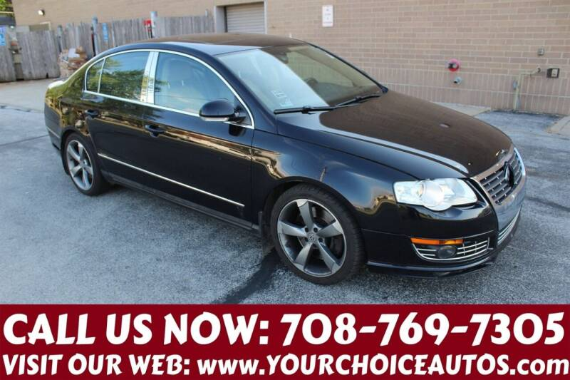 2006 Volkswagen Passat for sale at Your Choice Autos in Posen IL