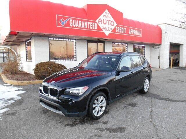 2014 BMW X1 for sale at Oak Park Auto Sales in Oak Park MI
