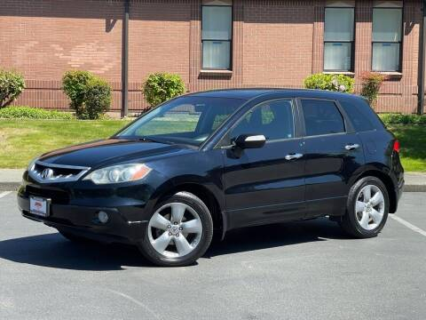 2007 Acura RDX for sale at SEATTLE FINEST MOTORS in Lynnwood WA