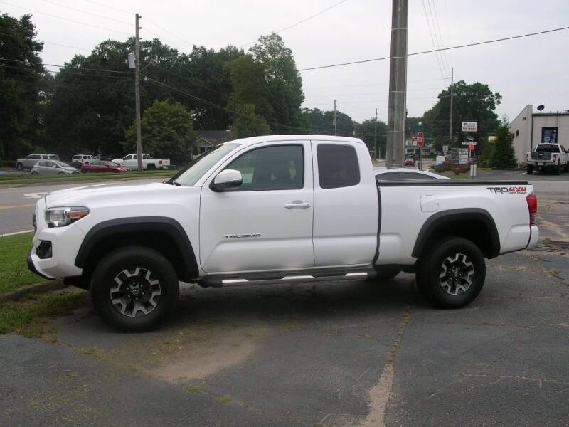 2016 Toyota Tacoma for sale at South Atlanta Motorsports in Mcdonough GA