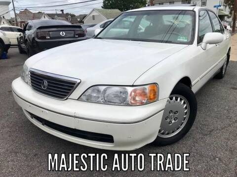 1997 Acura RL for sale at Majestic Auto Trade in Easton PA