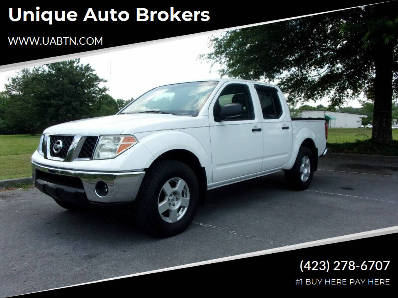 2006 Nissan Frontier for sale at Unique Auto Brokers in Kingsport TN