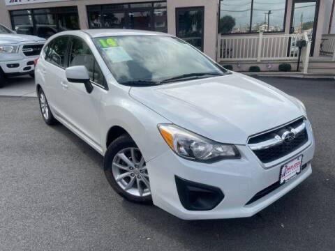 2014 Subaru Impreza for sale at Payless Car Sales of Linden in Linden NJ