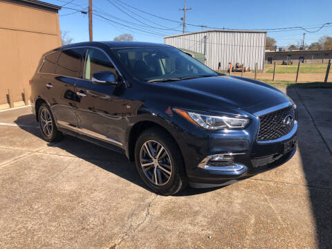 2019 Infiniti QX60 for sale at Auto Group South - Idom Auto Sales in Monroe LA