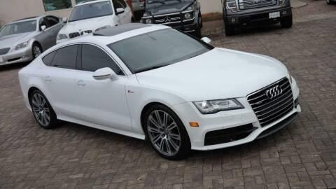 2013 Audi A7 for sale at Cars-KC LLC in Overland Park KS