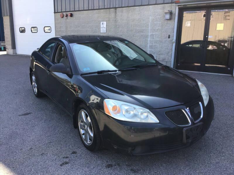 2008 Pontiac G6 for sale at Adams Street Motor Company LLC in Dorchester MA