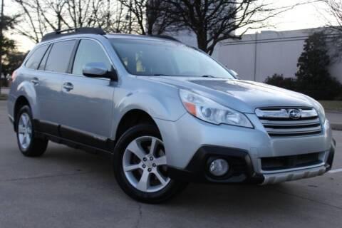 2014 Subaru Outback for sale at DFW Universal Auto in Dallas TX