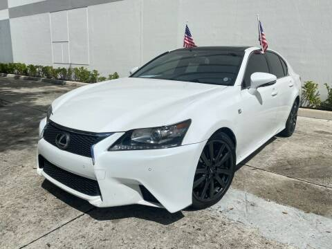 2014 Lexus GS 350 for sale at Auto Beast in Fort Lauderdale FL