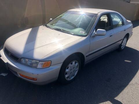 1997 Honda Accord for sale at Blue Line Auto Group in Portland OR
