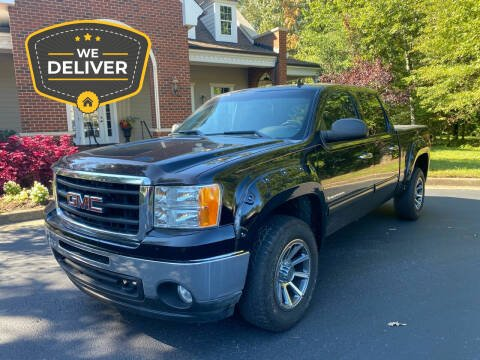 2010 GMC Sierra 1500 for sale at Premier Auto Solutions & Sales in Quinton VA