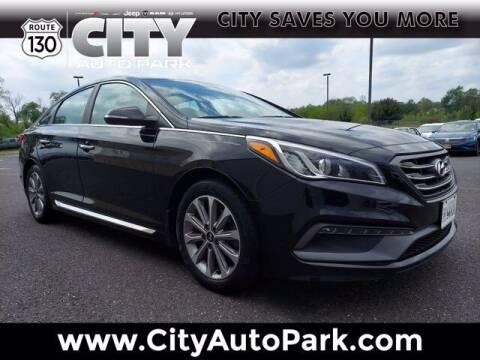2017 Hyundai Sonata for sale at City Auto Park in Burlington NJ
